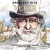 Verdi - Greatest Hits