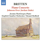 Britten: Piano Concerto, etc / MacGregor, Bedford, et al
