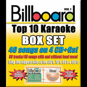 Karaoke: Billboard Top 10 Karaoke, Vol. 1