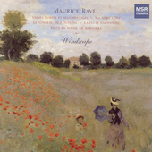 Music of Ravel Arranged for Winds / Windscape