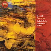 Classic Library - Mozart: Overtures / Davis, et al