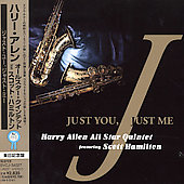 Harry Allen: Just You Just Me