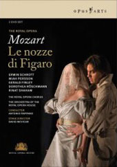 Mozart: The Marriage of Figaro / Pappano/Royal Opera House, Schrott, Persson, Finley [2 DVD]