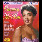 Carmen McRae: Collectables Classics