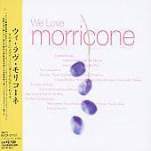 Various Artists: We Love Morricone (Ennio Morricone Works)