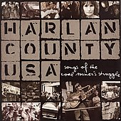 Various Artists: Harlan County USA: Songs of the Coal Miner's Struggle