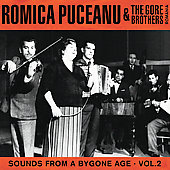 Romica Puceanu: Sounds from a Bygone Age, Vol. 2