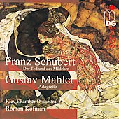 SCENE  Schubert: Der Tod und das Madchen / Kofman, et al