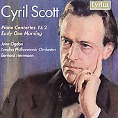 Scott: Piano Concertos no 1 & 2, Early One Morning