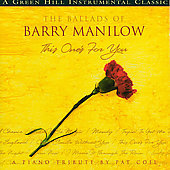 Pat Coil: Ballads of Barry Manilow