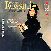 SCENE Rossini: PIano Works Vol 8 / Irmer