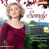 Handel: Semele / Curnyn, Joshua, Summers, et al
