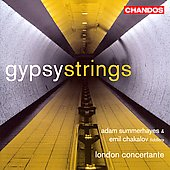 Gypsy Strings / Summerhayes, Chakalov, et al