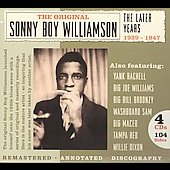 Sonny Boy Williamson I (John Lee Williamson): The Later Years 1939-1947 [Box] *