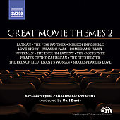 Film Music Classics - Great Movie Themes Vol 2 / Davis, Royal Liverpool PO