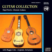 Guitar Collection / Nigel North