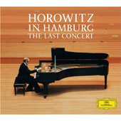 Horowitz In Hamburg: The Last Concert