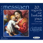 Oliver Messiaen: Gazes (20) On The Child Jesus