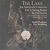 An American Concerto for 5-String Banjo and Orchestra
