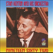 Stan Kenton & His Orchestra: Live from Freedomland 62
