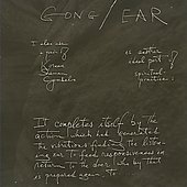 Philip Corner/Steve Peters: Gong (Cymbal)/Ear in the Desert