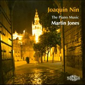 Joaqu&iacute;n Nin: Piano Music