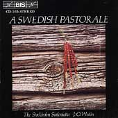 A Swedish Pastorale / Wedin, Stockholm Sinfonietta