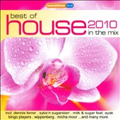 Various Artists: Best of House 2010: In the Mix