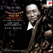 Concertos from the New World / Yo-Yo Ma