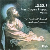 Lassus: Missa Surgens Propera; Motets / Carwood
