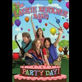 Laurie Berkner: Party Day! [DVD Amaray Box]