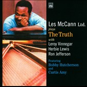 Les McCann: Plays the Truth [Bonus 7']