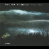 Robert Schumann: Geistervariationen / Andr&aacute;s Schiff, piano