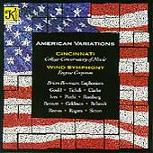 American Variations / Corporon, Cincinnati College