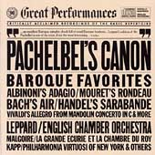 Pachelbel's Canon - Baroque Favorites / Leppard, English CO
