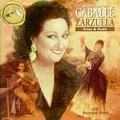 Montserrat Caball&eacute; - Zarzuela Arias & Duets