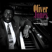 Oliver Jones: Live in Baden, Switzerland [Slipcase]