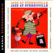 Cootie Williams/Rex Stewart: Jazz at Stereoville [Digipak Stereo Edition]