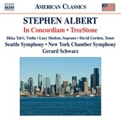 Stephen Albert: In Concordiam; TreeStone / Gerard Schwarz