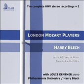 The Complete HMV Stereo Recordings, Vol. 2 / Mozart: Symphony no 36 