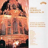 Great European Organs Vol 39 / Nicholas Jackson