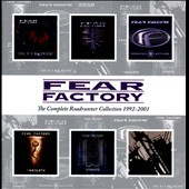 Fear Factory: The Complete Roadrunner Collection 1992-2001 [Box] [PA] *