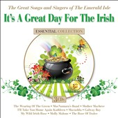 Various Artists: It's A Great Day For The Irish: The Great Songs And Singers Of The Emerald Isle