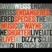 David Weiss (Trumpet): Endangered Species: The Music of Wayne Shorter [Digipak] *
