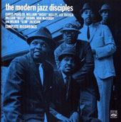 Modern Jazz Disciples: Modern Jazz Disciples/Right Down Front