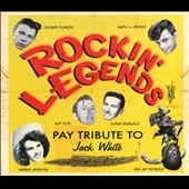 Various Artists: Rockin' Legends Pay Tribute To Jack White [Digipak]
