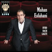 Byrd, Bach, Ligeti - Keyboard works by William Byrd, J.S. Bach & Gyorgy Ligeti / Mahan Esfahani, harpsichord