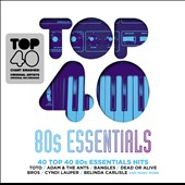 Various Artists: Top 40: '80s Essentials