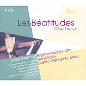 Franck: Les B&#233;atitudes / Kubelik, Norman, Fassbaender, et al