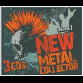 Various Artists: New Metal Collector, Vol. 1